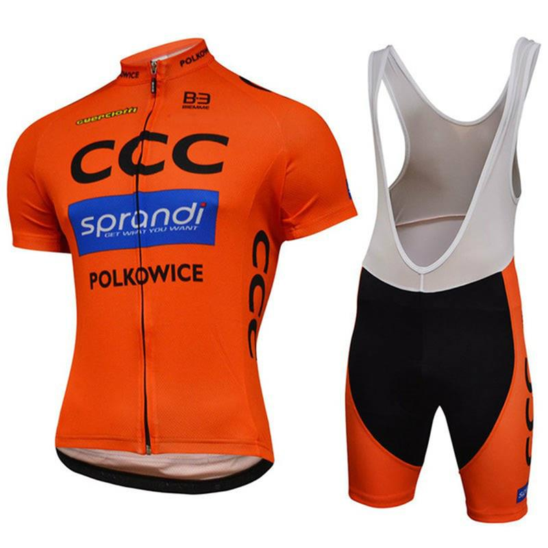 2018 Bike Team Racing Clothing Outdoor Mountain Racing Jersey Summer Short Sleeved Dry Sweat Sportswear