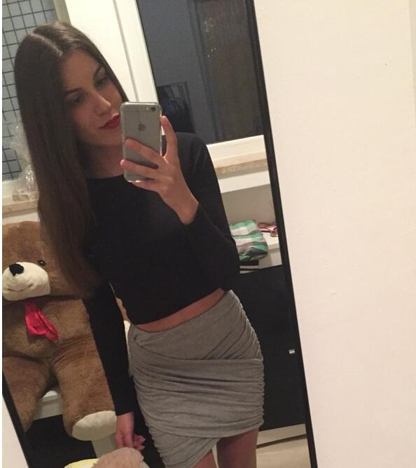 2017 Women Fashion Cotton Pleated Skirt Women Sexy Nightclub Style Package Hip Skirt Slim Multiple Colour Mini Skirt