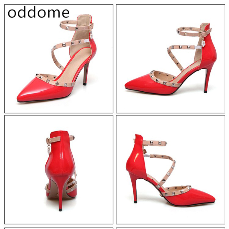 Zapatos de mujer Sandalias Slingbacks Sandalias de remaches Sandalias - Zapatos de mujer - foto 5