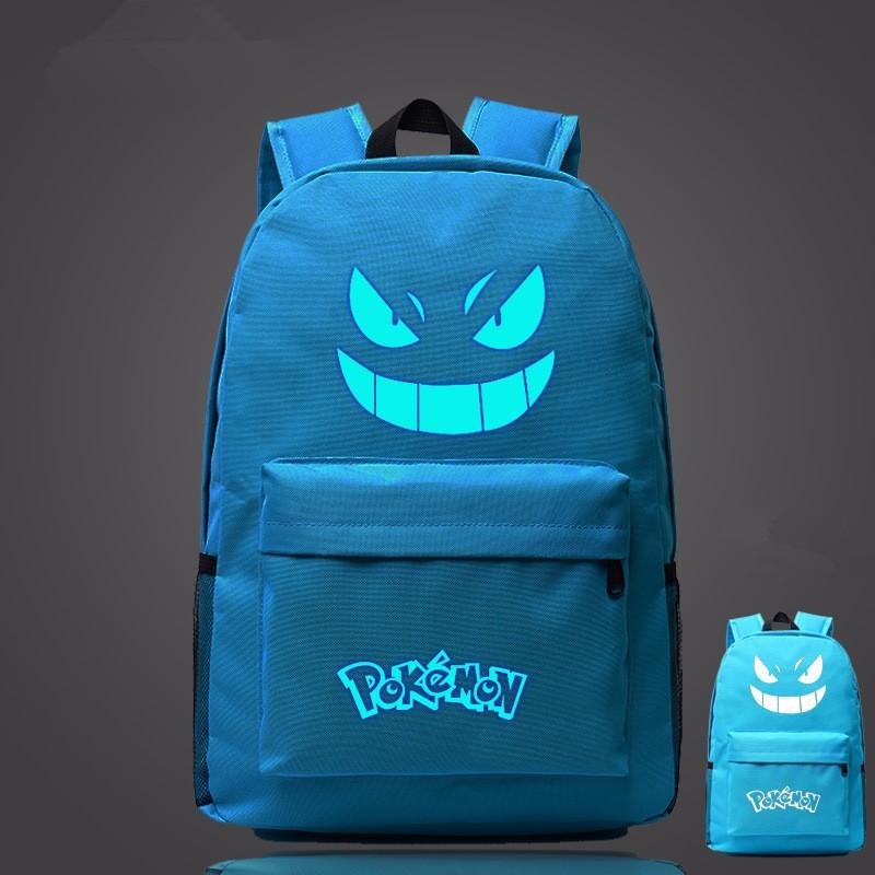 Pokemon - Gengar Glowing Backpack (16 Colors)