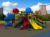 Animal Amusement Outdoor Indoor Playground Equipment For Park YLW 1741