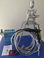 Whole set Manual electrostatic Liquid Paint spray gun Oily Lacquer Spraying machine coating equipment