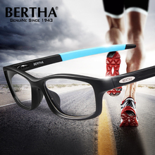BERTHA 2019 Business Anti Slip Sports Prescription Glasses TR90 Frames Basketball Eyewear 004