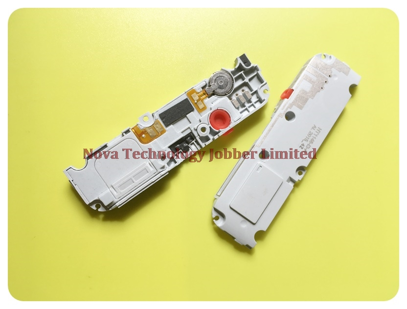 Wyieno Y6Pro TIT-U02 Loud Speaker For Huawei Y6 Pro TIT-AL00 Buzzer Ringer Flex Cable Replacement Parts With Vibrator NO