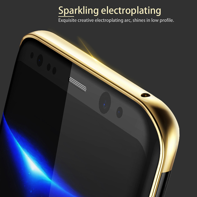 Samsung Galaxy S8 Etui Przeźroczyste
