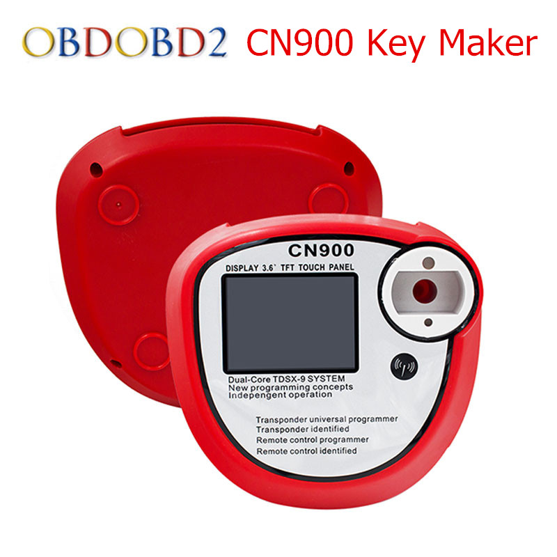Newest CN900 Auto Key Programmer OEM CN 900 Transponder Chip CN-900 Car Key Maker Copy 4C and 4D Chips DHL Free penguin fleece body bebe baby rompers long sleeve roupas infantil newborn baby girl romper clothes infant clothing size 6m