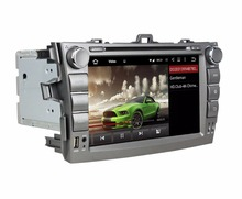 Octa Core 2 din 8″ Android 6.0 Car Radio DVD GPS for Toyota Corolla 2006-2011 With 2GB RAM Bluetooth WIFI 32GB ROM Mirror-link