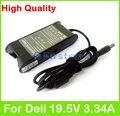 19.5 В 3.34A 65 Вт универсальный адаптер переменного тока для Dell Latitude D420 D430 D531 D531N E3340 E5220 E5250 E6120 E6220 E6230 зарядное устройство