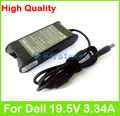 19.5V 3.34A 65W universal AC power adapter for Dell Latitude D420 D430 D531 D531N E3340 E5220  E5250 E6120  E6220 E6230 charger