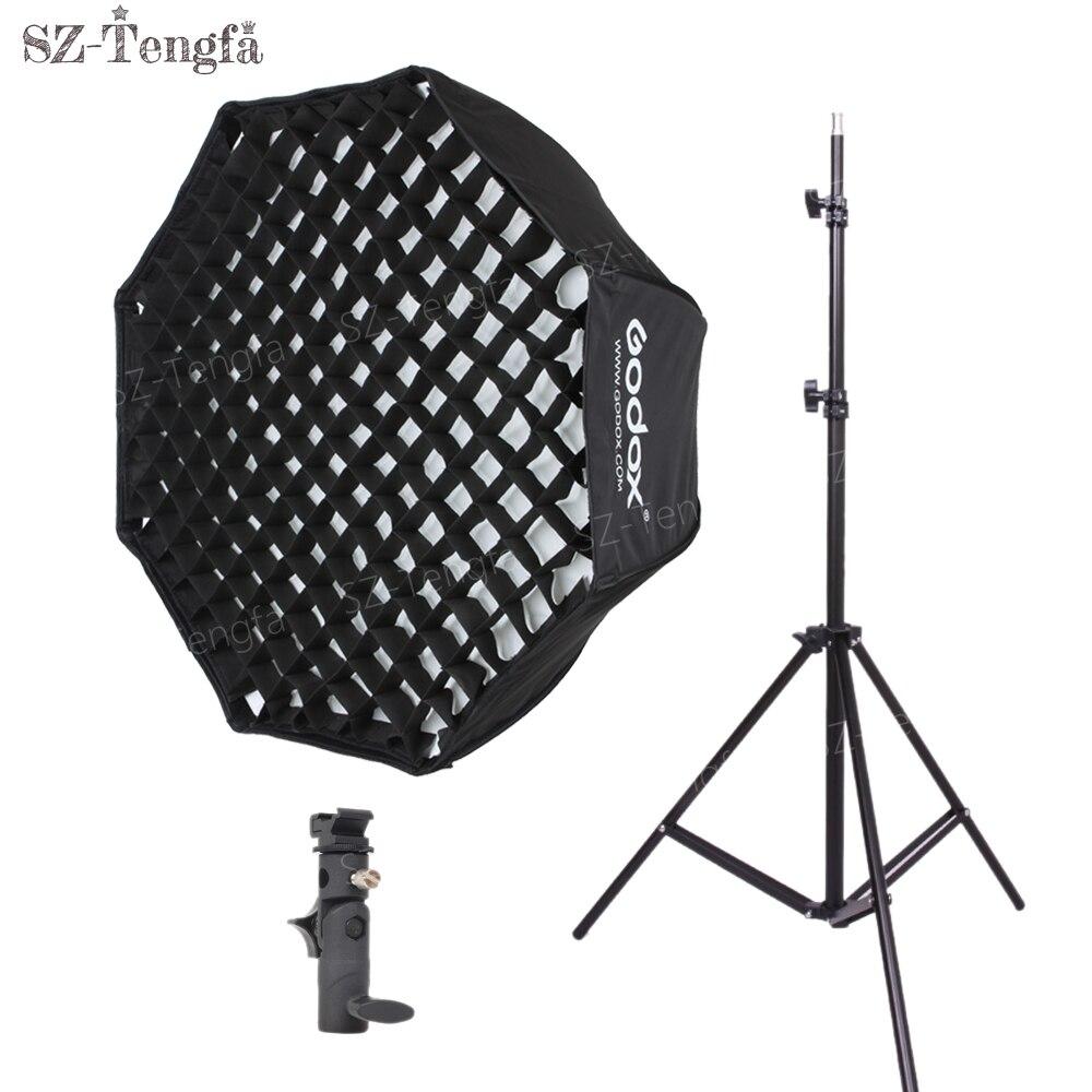 37 Octagon Honeycomb Grid Softbox With Flash Mounting For: אביזרי סטודיו לצילום פשוט לקנות באלי אקספרס בעברית