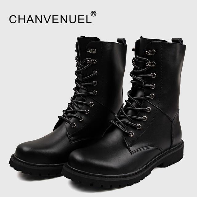 Zapatos estilo militar para hombre wtH9b