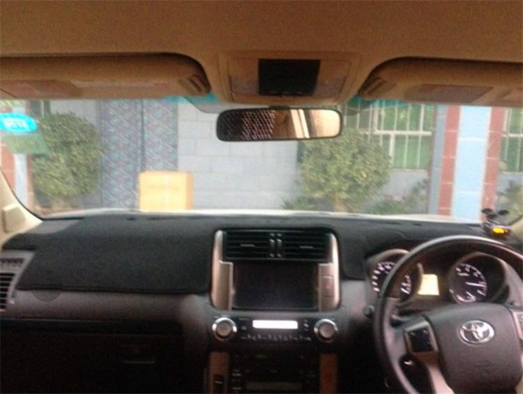 Accesorios para el estilo del automóvil cubierta del tablero de - Accesorios de interior de coche