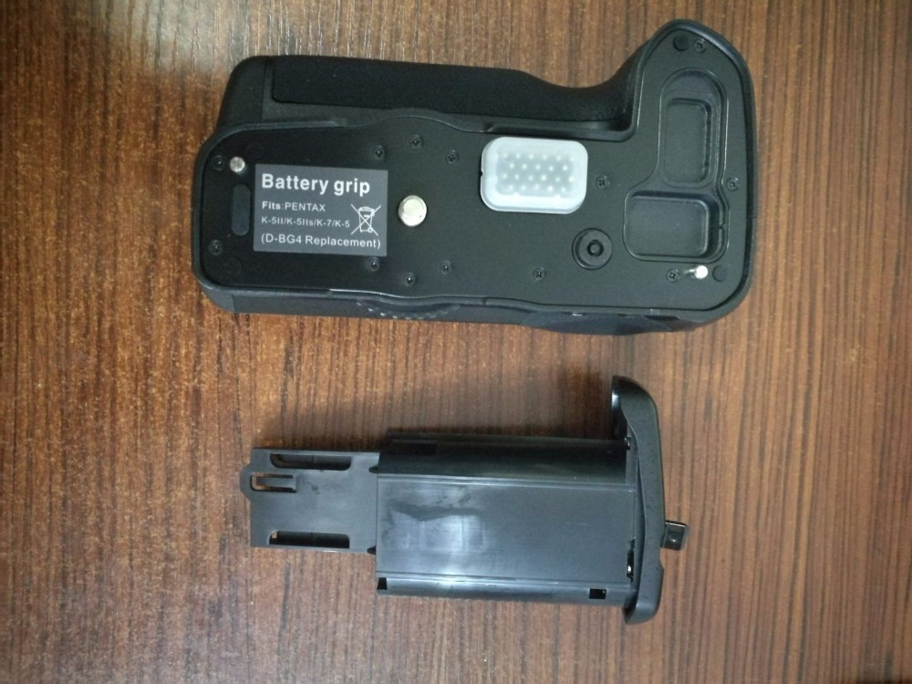 Vertical Battery Grip D-BG4 for one D-LI90 battery or six AA batteries For Pentax K5/K7 K-7 K7 K-5 Camera jintu 420mm 800mm super telephoto lens zoom lens t2 adapter for pentax k3 k5 k7 k20d k s1 k 50 k 30 k5 iis k 7 k 3 k2 camera