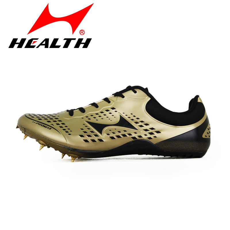 Runs sprints spikes men women college entrance examination track and field spikes students matches nail Running shoes. gogoruns men sprint spikes running shoes boy students examination track and field nail shoes sneakers men