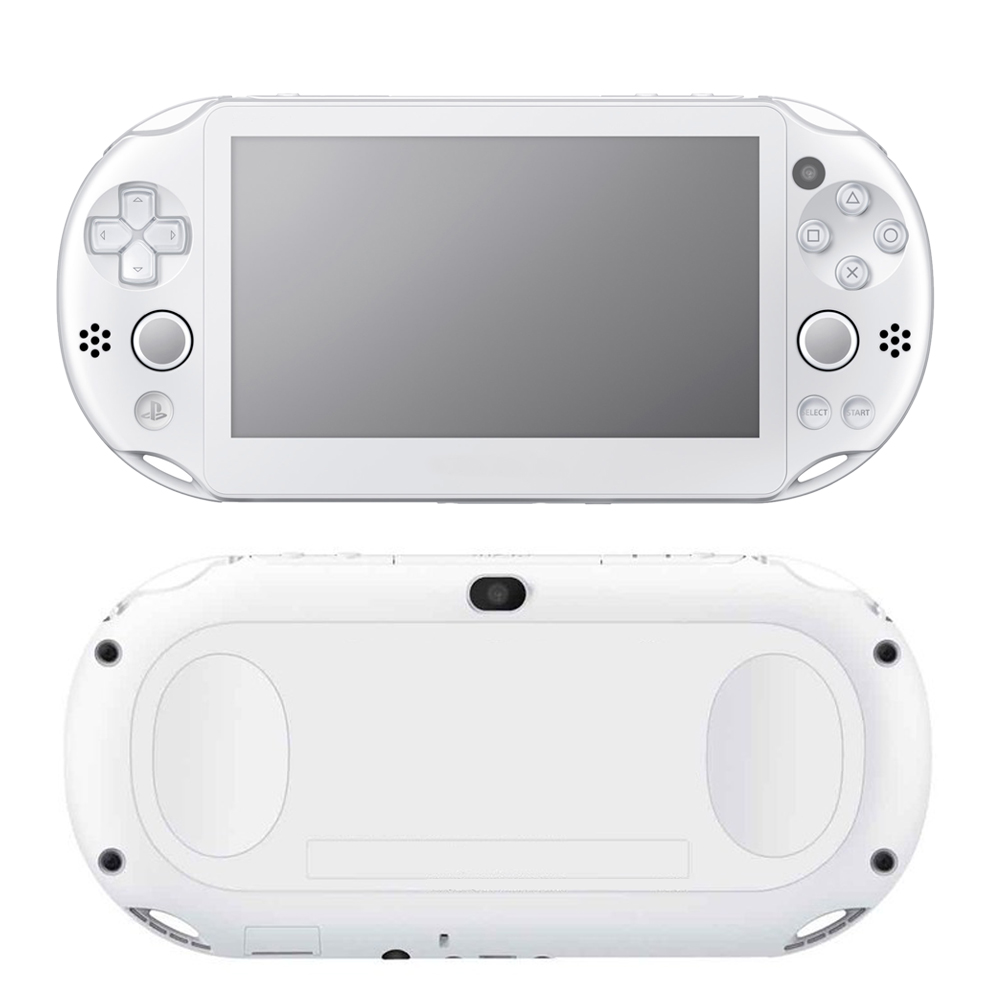 (Front + Back) Full Housing Screen Film For Sony PS Vita Screen Guard Protector For PSV 2000 Screen