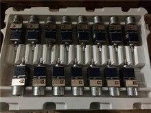 1 Stück / Los Spezielles japanisches ALPS Potentiometer Doppel vom Typ RK27 mit Motorpotentiometer B100KX2 20 mm langer Griff Auf Lager