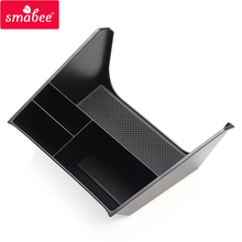 Smabee Auto Center Console Box Voor Hyundai Creta 2014 ~ 2019 IX25 Accessoires Centrale Multifunctionele Opslag Pallet Container Doos