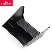Smabee boîte à Console centrale pour Hyundai Creta 2014 ~ 2019 IX25, accessoires