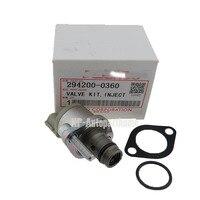 Fuel Pump Metering Solenoid Valve Measure Unit Suction Control SCV Valve 1460A037 294200 0360 294009 0260 Oil Pressure Regulator     -