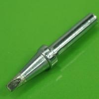 10 pces ser aplicável rápido 203 h 204 h 205 h chumbo livre cobre solda ferro ponta 200 t 2.4d série de alta frequência chifre de solda|horn| |  -