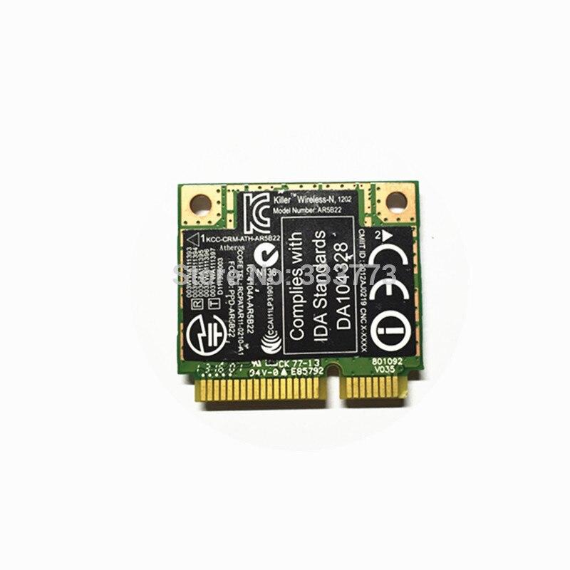 ФОТО NEW Wireless N + Bluetooth BT 4.0 Combo Half  AR5B22 Bigfoot Killer N-1202
