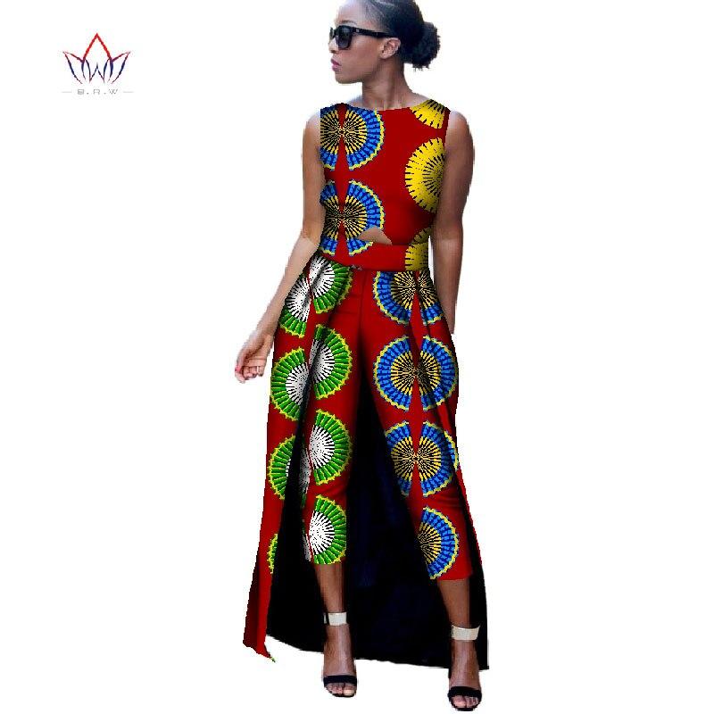2018 Жаңа Африка сән үлгісі Африка - Әйелдер киімі - фото 4
