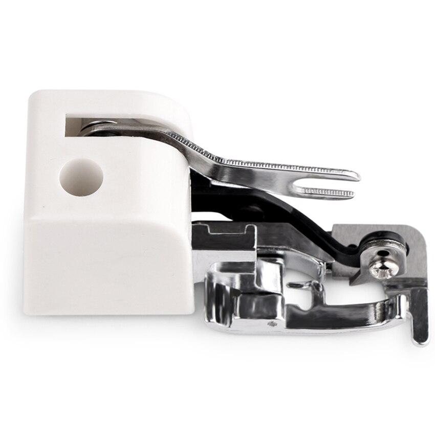 1 stücke Seite Cutter Overlock Nähmaschine Nähfuß Nähen Maschine ...