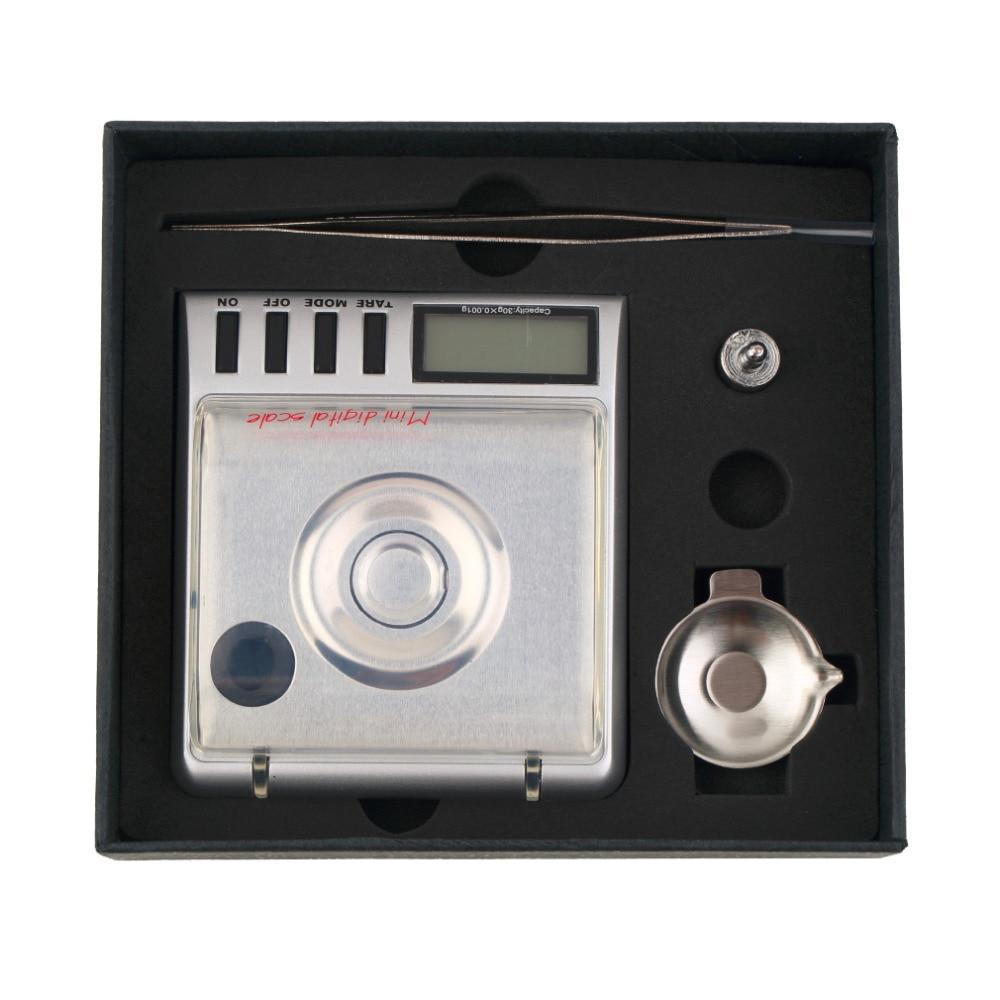 2017 New Pocket 30g x 0.001g Mini Digital Electronic Portable Jewelry Diamond Gold Gram Balance Weight Weighing Scale