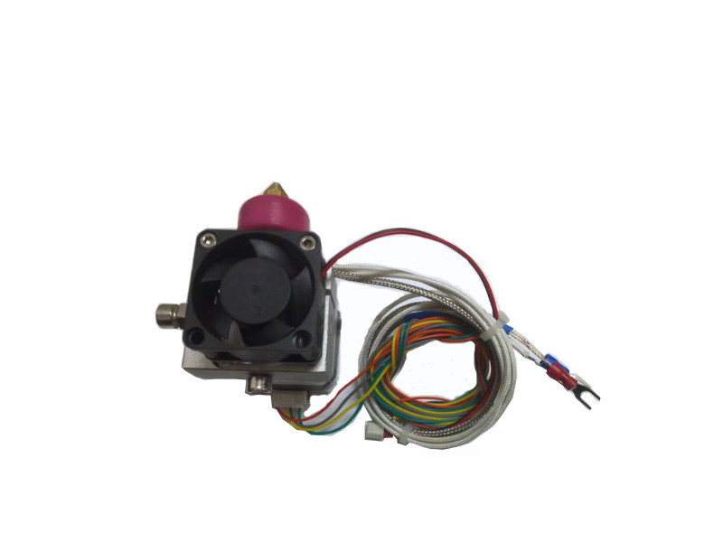 3 D printer accessory 3 D printer  single print head extruder 24 cc/h 0.2/0.3/0.4 mm available top quality free shipping