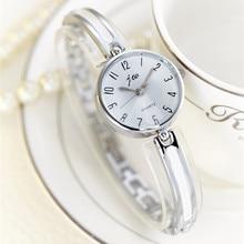 Crystal Rose Gold Watches Women Fashion Bracelet Quartz Watch Women