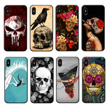 Black Girl Art Unique Phone Case for iPhone 6 6s 7 8 Plus X XR XS Max Soft Luxury Silicone Cover Tpu