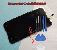 Blackview BV5000 LCD Display Touch Screen 100 Original Replacement LCD Screen For Blackview BV5000 Smartphone Free