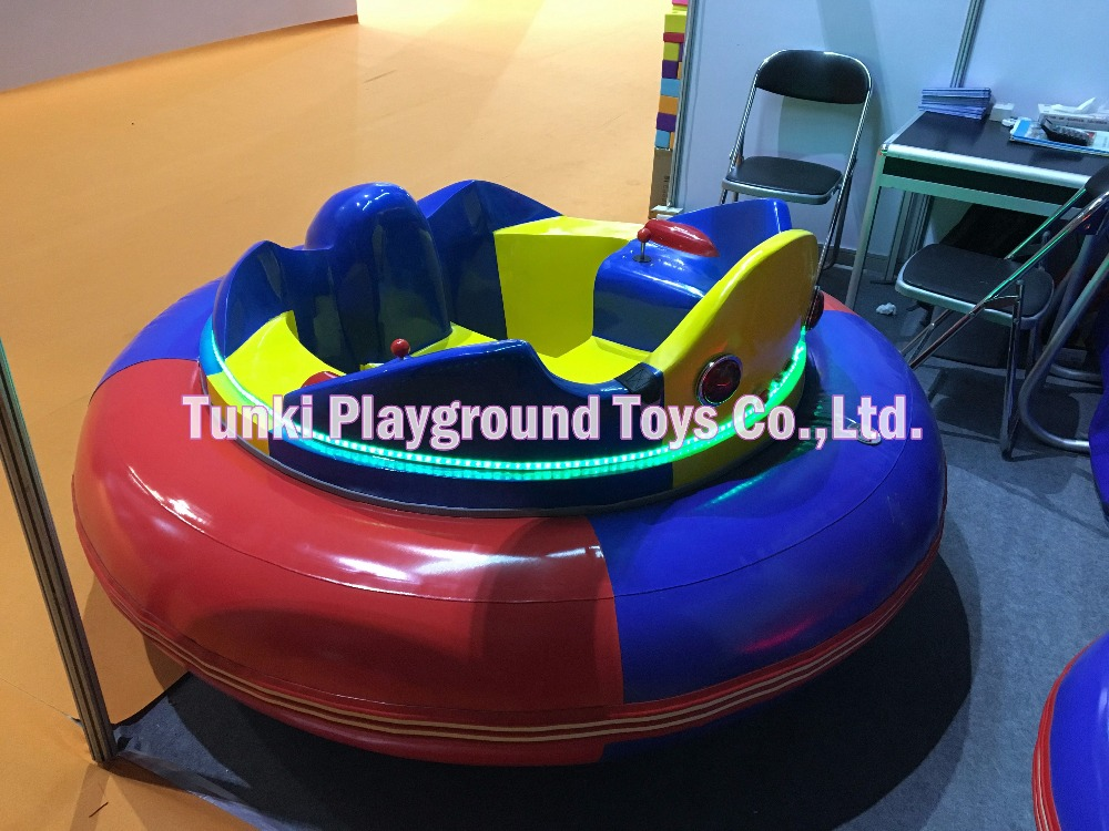 Amusement Park Kids Electric Inflatable Bumper Car
