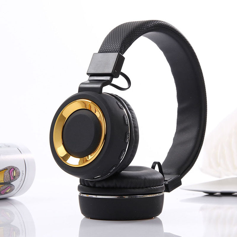 DOITOP Bluetooth Headphone Wireless Headset Stereo Hifi Headset Deep Bass Earphone Headphone With Mic Support TF Card O4 rock y10 stereo headphone earphone microphone stereo bass wired headset for music computer game with mic