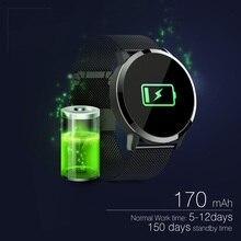 Diggro Q8 Smart Watch Smart Fashion Electronics Waterproof Sport Tracker Fitness Bracelet Smartwatch Wearable Device