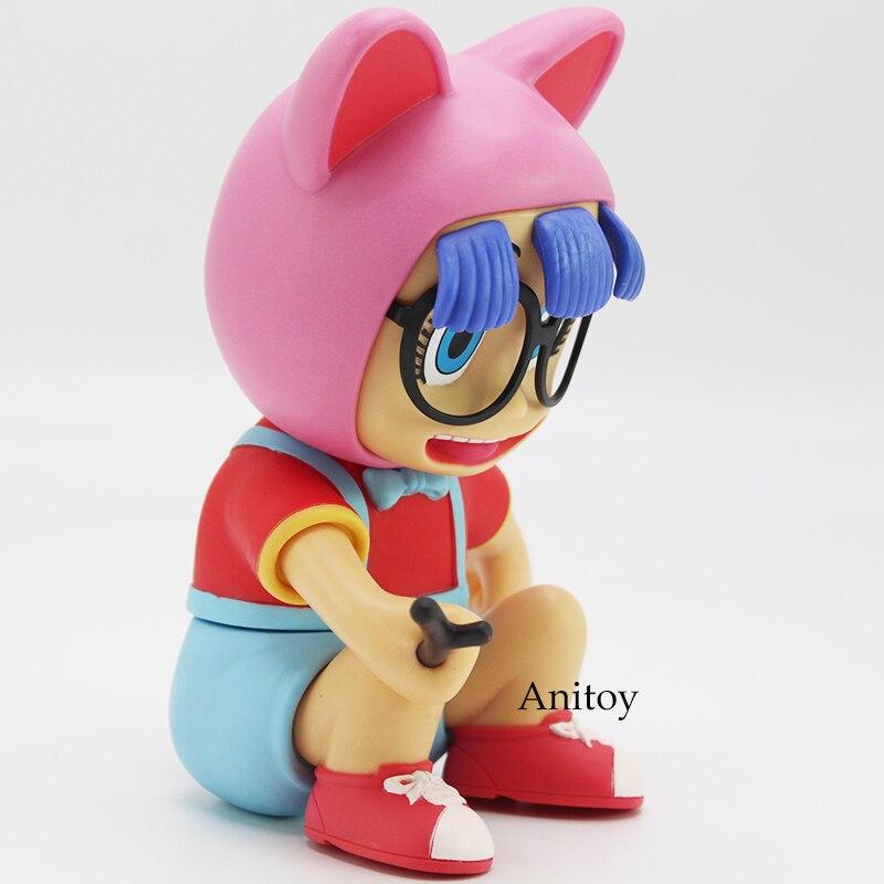 Image 5 - Anime Cartoon Dr. Slump Arale PVC Action Figure Collectible Model Toy Children Kids Gift 17.5cmAction & Toy Figures   -