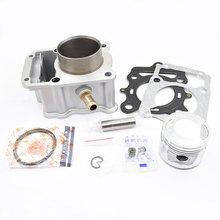 High Quality Motorcycle Cylinder Kit For LIFAN CG150 LF162MJ CG175 LF162MK CG200 LF163ML CG250 LF167MM Water-cooled Engine