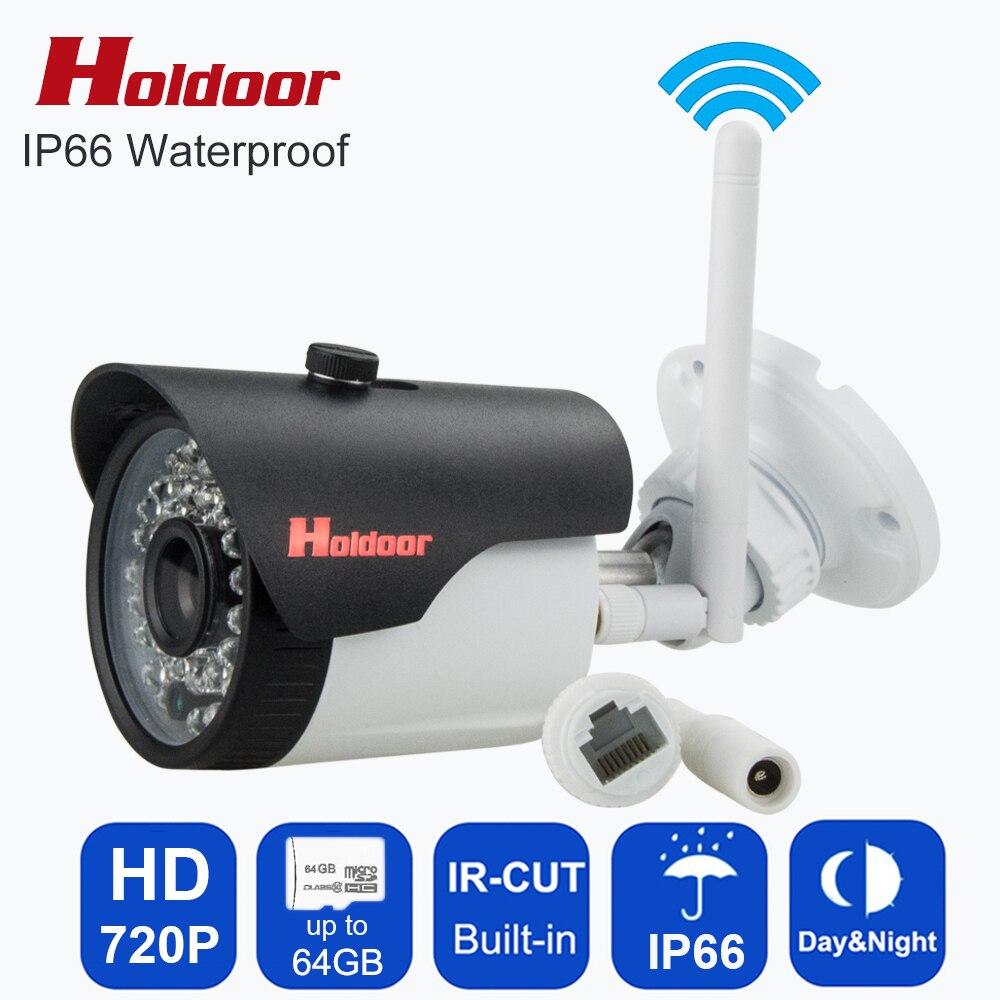 Holdoor Webkamera HD ip video kamera wifi kleinste drahtlose Kamera mini CCTV cam mit micro sd speicher karte slot Motion Sensor