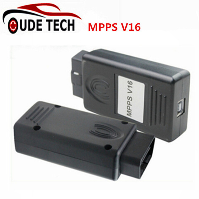 Hot Sale MPPS V16 with High Quality Newest MPPS V16 ECU Chip Tuning for EDC15 EDC16 EDC17 MPPS