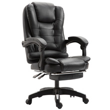 E-Sports Computer Conference Chair Cortex Reclining Massage Boss Seat Rotation Lifting Lunch Break Office Steel feet