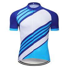 men 2019 summerteam Cycling jersey bike clothes Ropa Ciclismo pro cycling wear ride maillot Culotte bicycling Maillot MTB