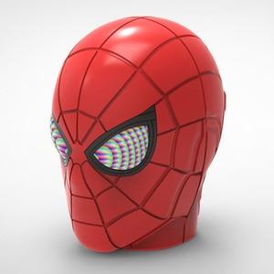 Image 4 - Spider Man Bluetooth Speaker Wireless Bluetooth V5.0 Subwoofer With FM Radio TF Card For Phone PC Speaker High Definition Sound