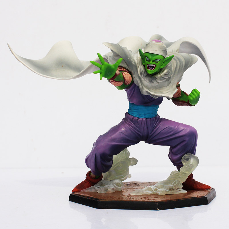 Japan Anime Dragon Ball Piccolo Figure Action Toy Doll Collection Model Toy Dragon Ball Z Action Figures anime one piece dracula mihawk model garage kit pvc action figure classic collection toy doll