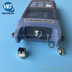 Image 4 - FTTH Fiber Optical Power Meter KING 60S Fiber Optical Cable Tester  70dBm~+10dBm SC/FC Connector Free Shipping