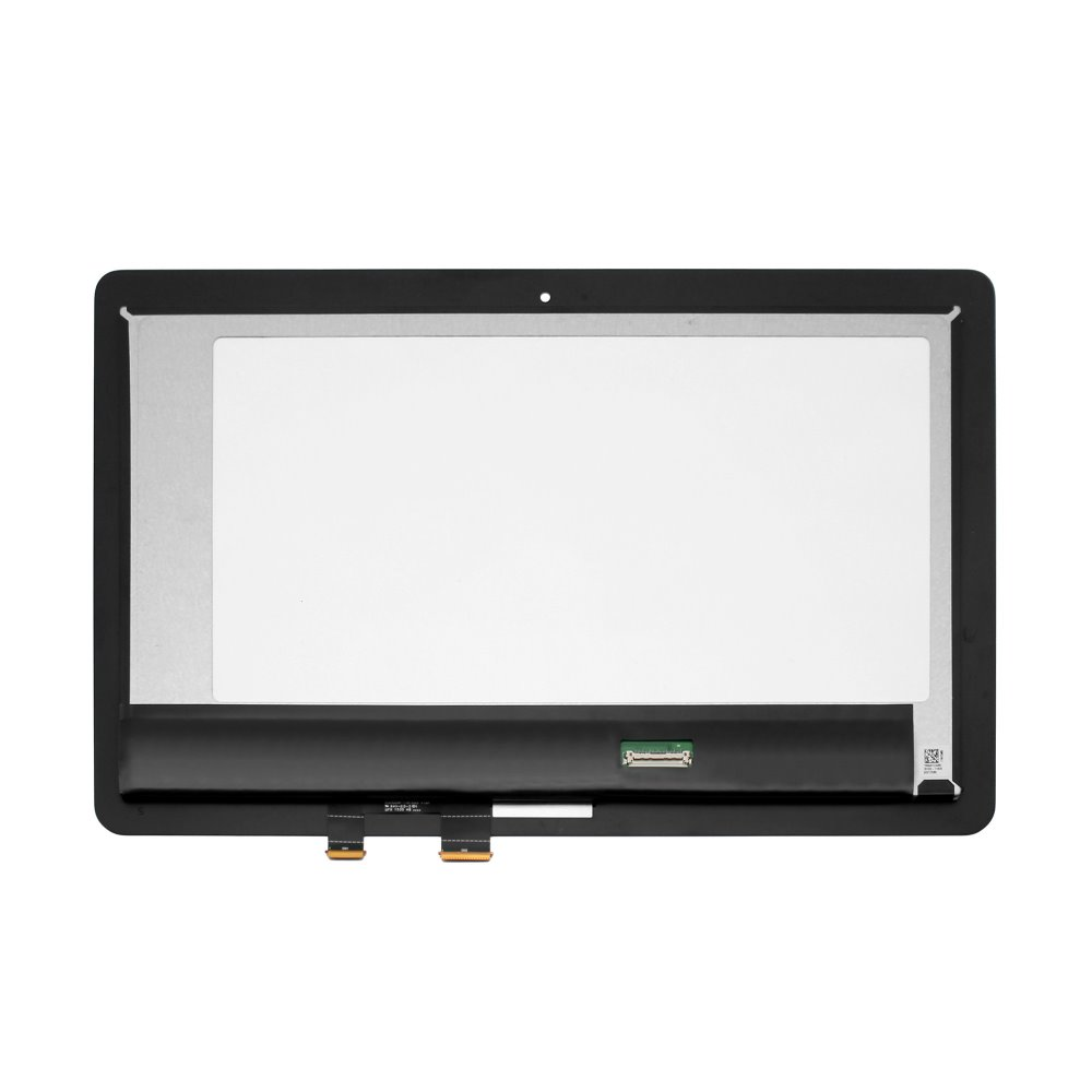 For Asus Transformer Flip Book TP200 TP200S TP200SA LCD Display Touch Screen Digitizer Assembly ноутбук трансформер asus book flip tp200sa fv0108ts 90nl0081 m03510