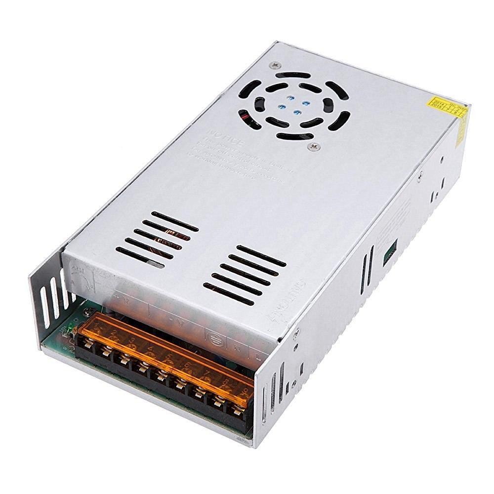 все цены на AC 110V / 220V to DC 24V 20A 480W Voltage Transformer Power Switch for Led stripe онлайн
