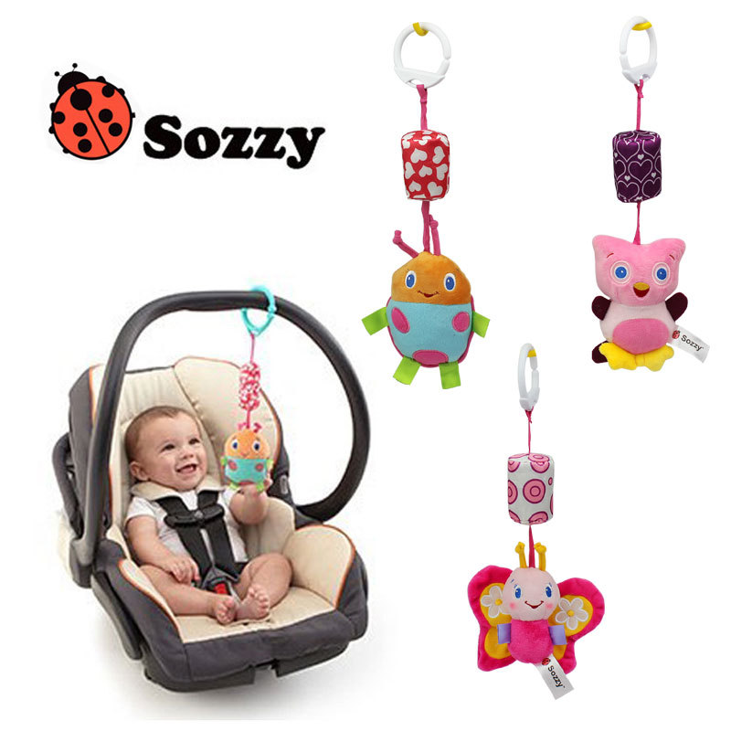 Best Crib Toys For Babies : Top new baby crib stroller toy months plush owl