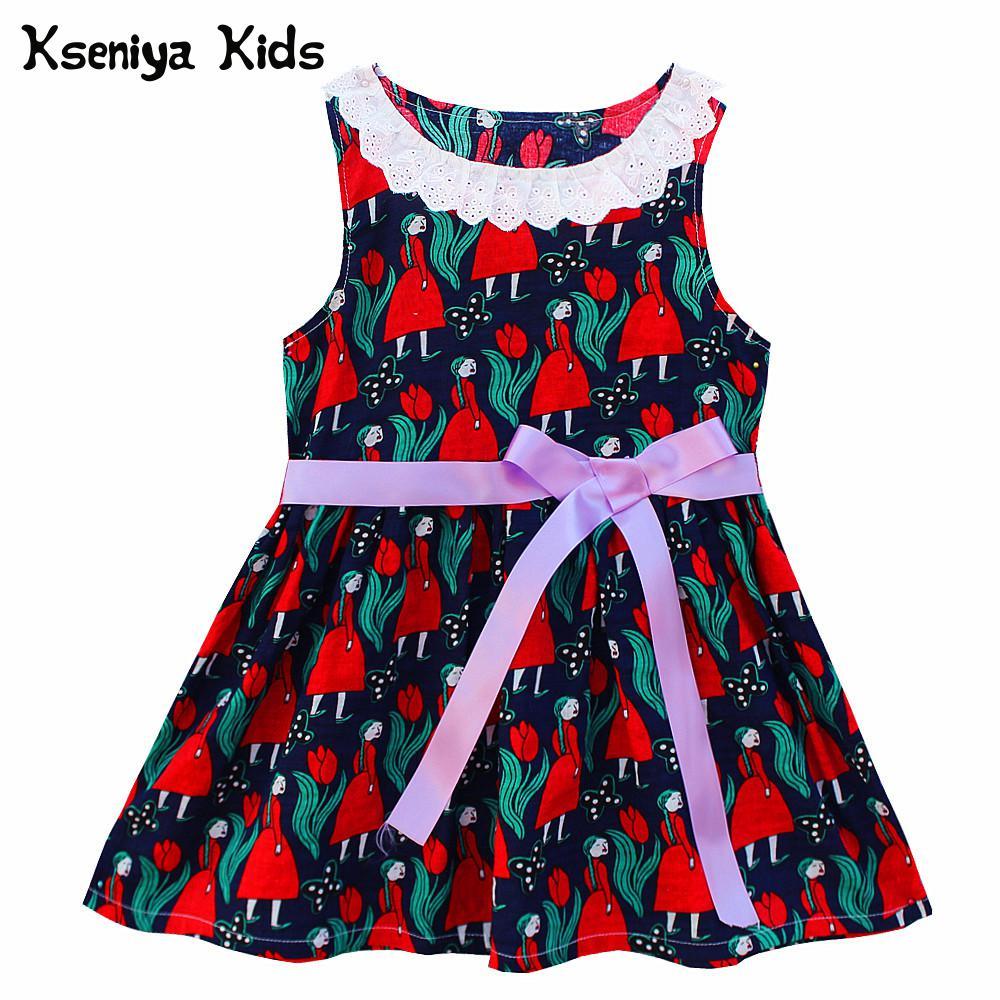 9b1d69bc29fc6 Kseniya Kids Baby Dress Newborn Girl Baby Dresses 1 Year Birthday Dress  Baby Girl Clothes Dresses For Party And Wedding Lace