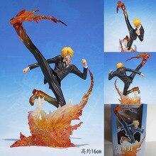 Sanji Action figure Model 16cm