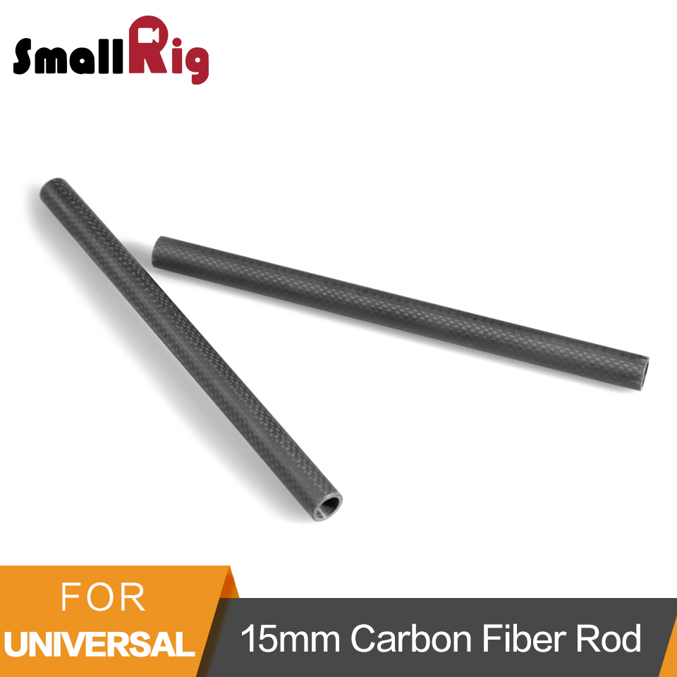 Frank Smallrig 15mm Carbon Fiber Rods 9 Inch 1690 Big Clearance Sale For 15mm Rod Rail Support System/lcd Mount/shoulder Pad/lens Support